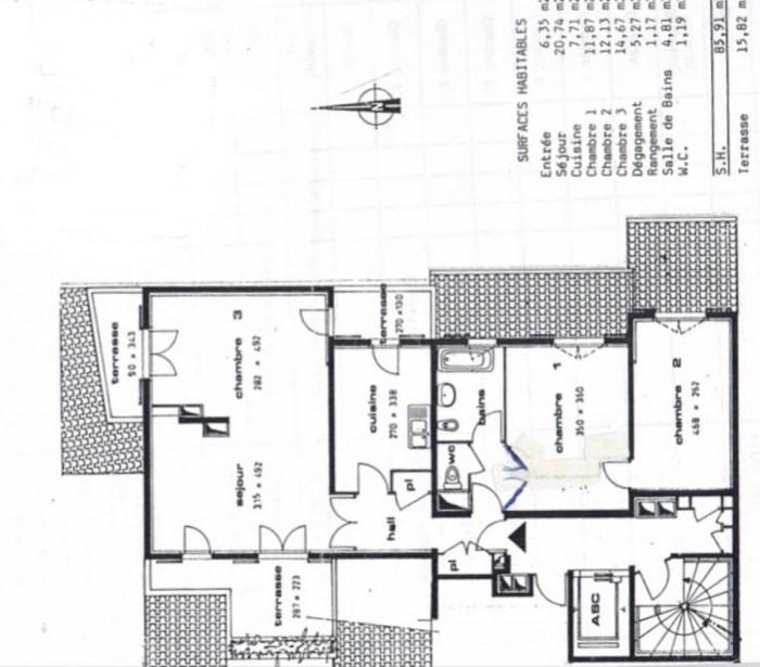 Vente appartement Villefranche sur saone 130000€ - Photo 4