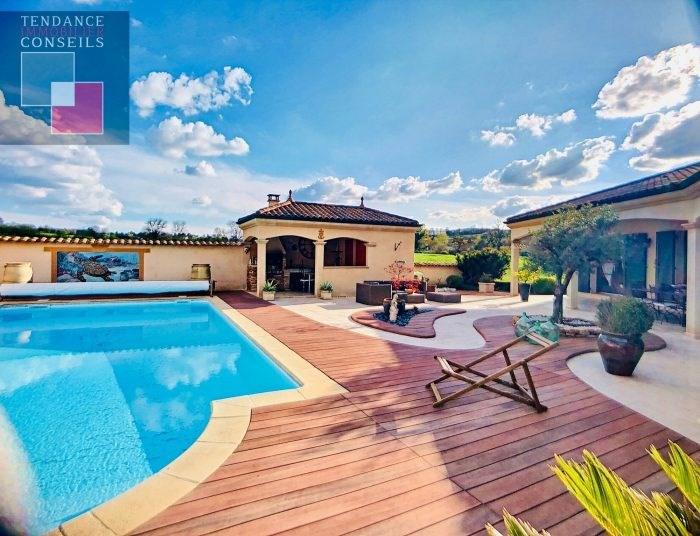Vente maison / villa Laizé 495000€ - Photo 2