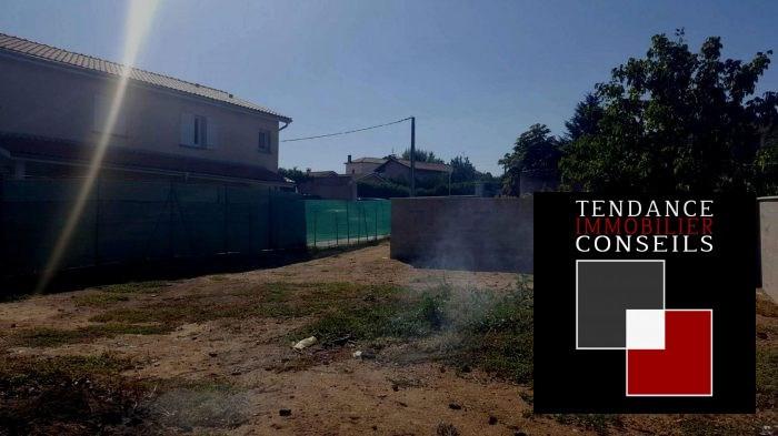 Vente terrain Saint-étienne-des-oullières 97000€ - Photo 2