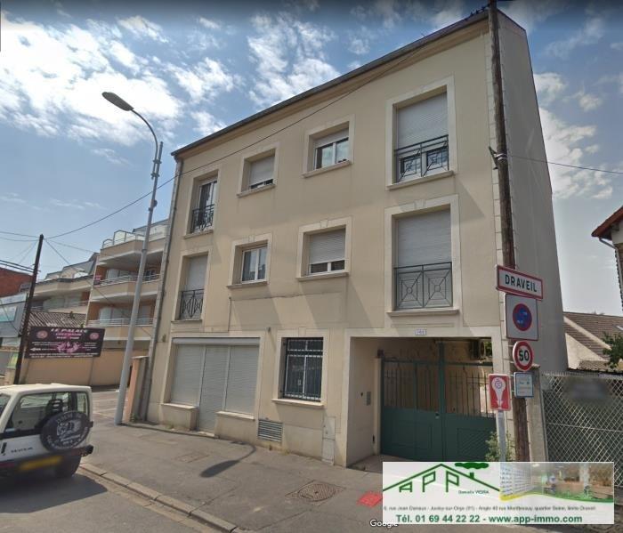 Rental apartment Draveil 650€ CC - Picture 1