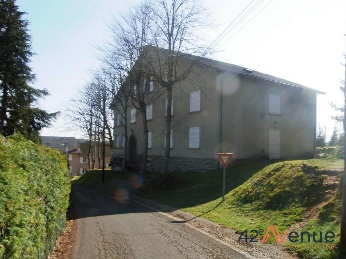 Sale building Le chambon-sur-lignon 320000€ - Picture 1