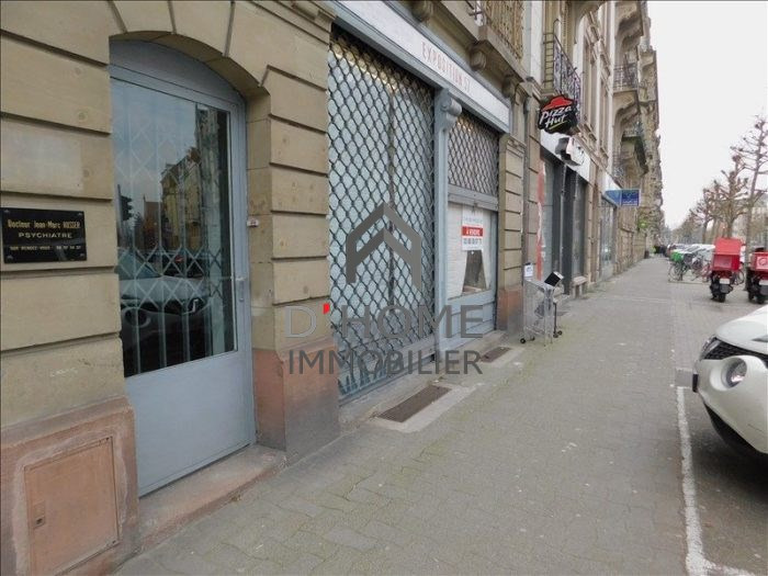 Commercial property sale shop Strasbourg 249 900€ - Picture 2
