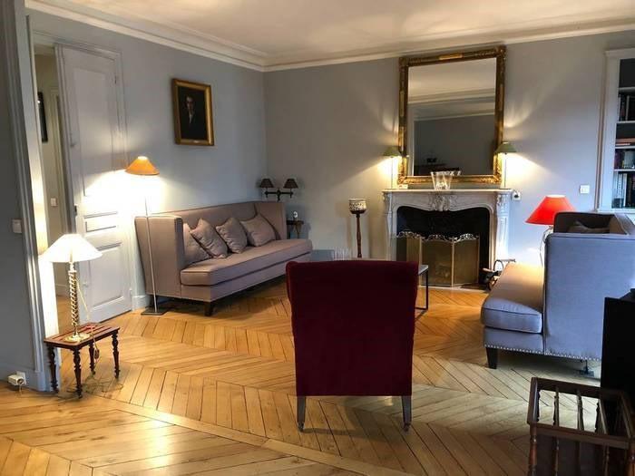 Location Appartement 4 Pièces à Paris 17ème Appartement 4 Pièce
