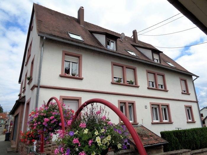 Locação apartamento Zinswiller 605€ CC - Fotografia 1