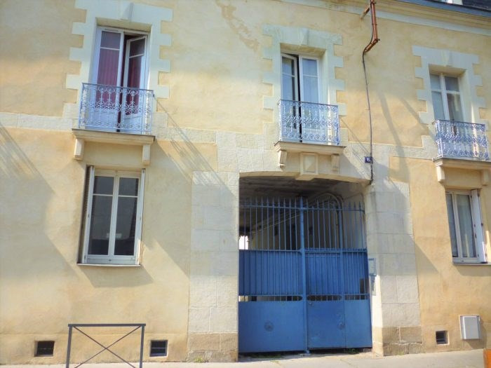 Sale apartment Nantes 121 000€ - Picture 1