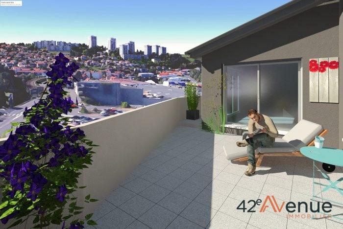 Dernier étage avec terrasse de 30m²