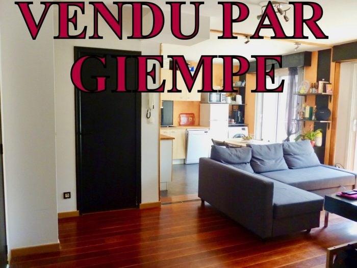 Sale apartment Nantes 135000€ - Picture 1