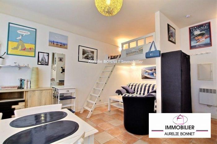 Vente appartement Trouville sur mer 88500€ - Photo 1