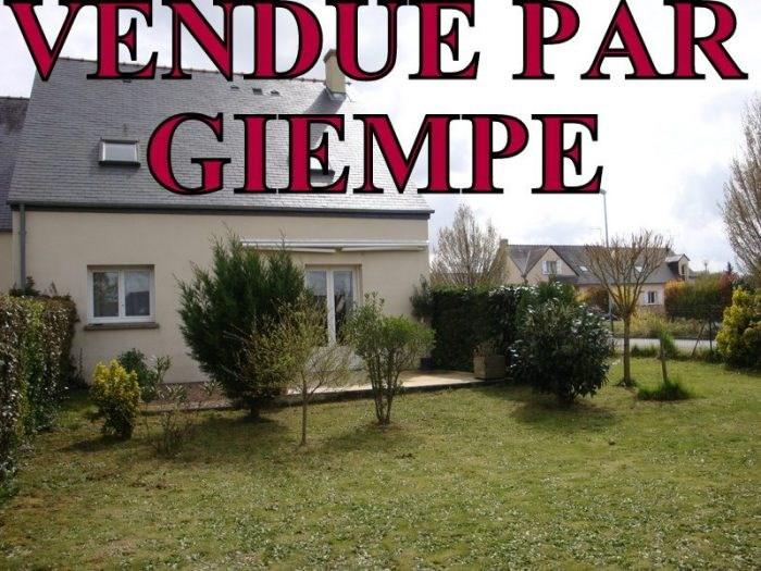 Vente maison / villa Pellouailles-les-vignes 186000€ - Photo 1