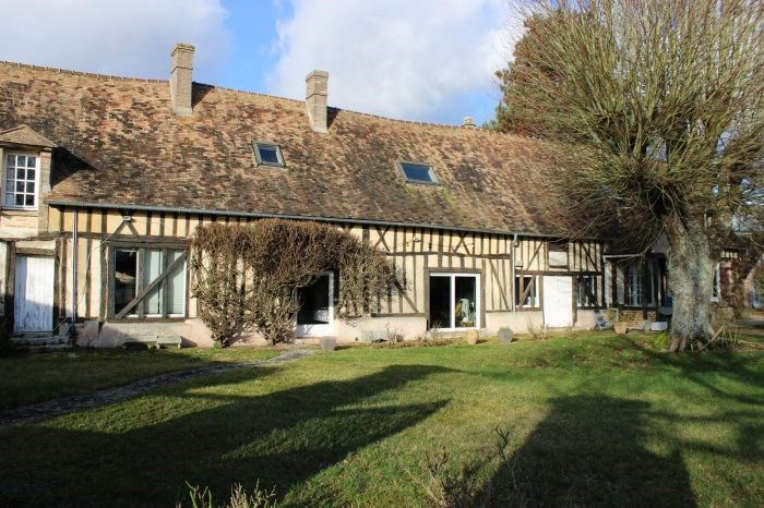 Sale house / villa Mézières-en-vexin 480000€ - Picture 2