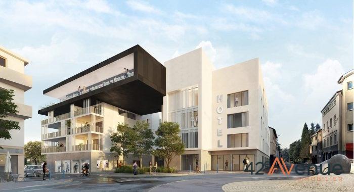 Deluxe sale apartment La talaudière 211000€ - Picture 1