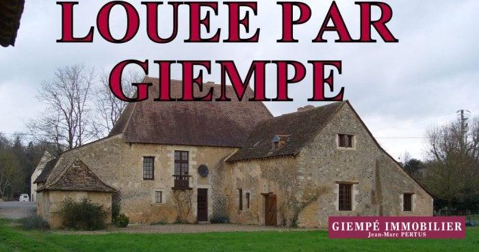 Rental house / villa Bazouges-sur-le-loir 900€ CC - Picture 1