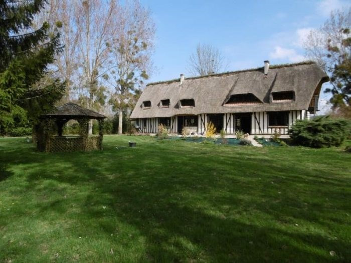 Deluxe sale house / villa Fontaine sous jouy 419 000€ - Picture 2