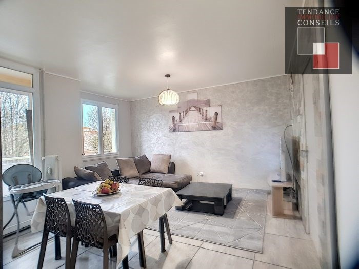 Appartement T4 Villefranche 64m²