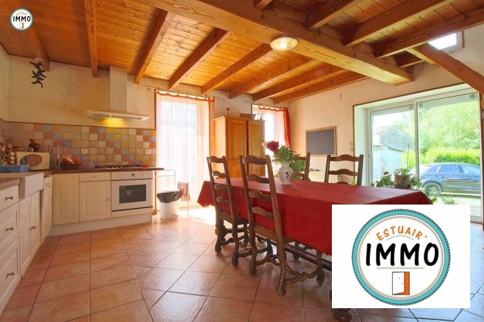Vente maison / villa Mortagne sur gironde 192 960€ - Photo 4