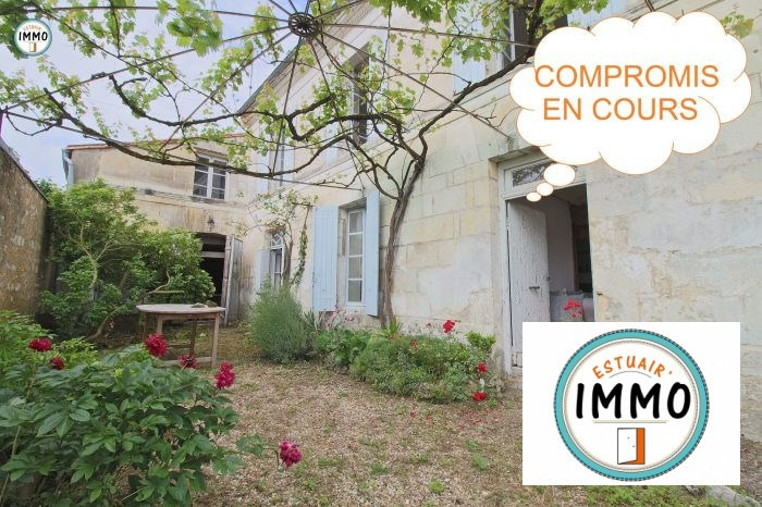 Vente maison / villa Mortagne-sur-gironde 133 000€ - Photo 1