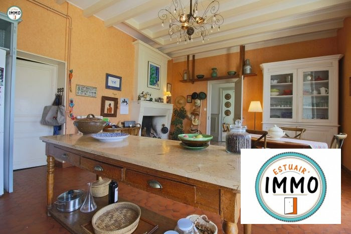 Deluxe sale house / villa Mortagne sur gironde 598900€ - Picture 6
