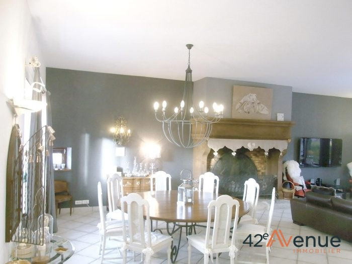 Revenda residencial de prestígio casa Rozier-côtes-d'aurec 514000€ - Fotografia 6