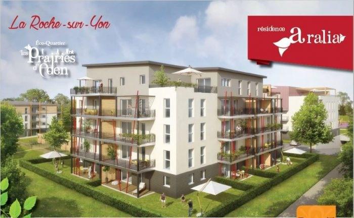 Rental apartment La roche-sur-yon 320€ CC - Picture 1