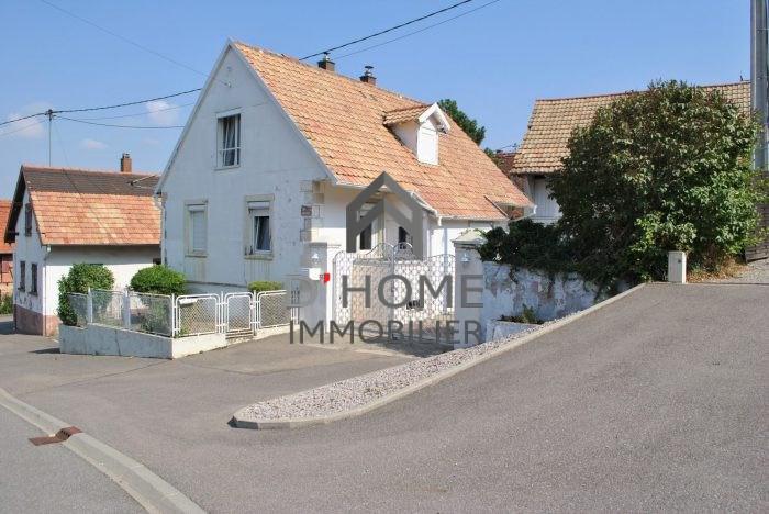 Venta  casa Mutzenhouse 235400€ - Fotografía 1
