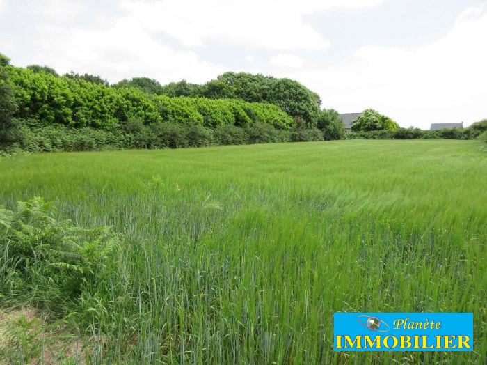 Vente terrain Plouhinec 103 635€ - Photo 1