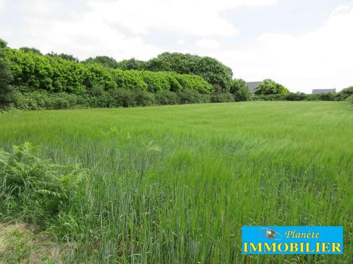 Vente terrain Plouhinec 103635€ - Photo 1