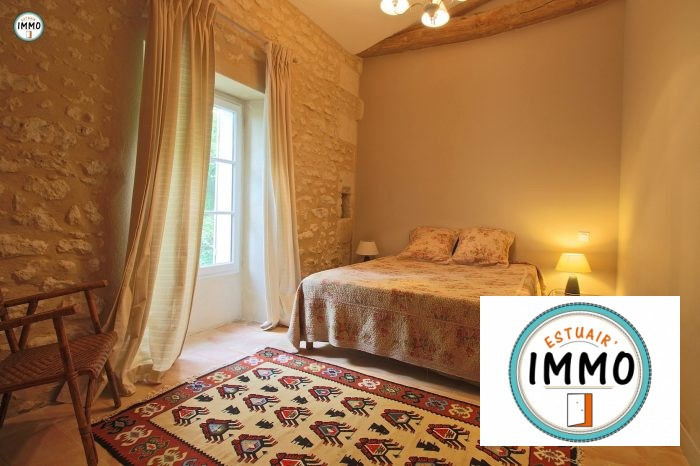 Deluxe sale house / villa Mortagne sur gironde 598900€ - Picture 19