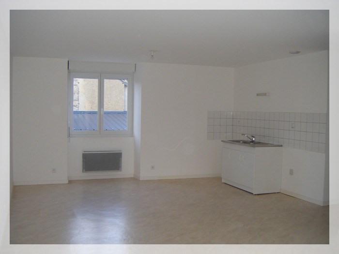 Rental apartment Saint-mars-la-jaille 460€ CC - Picture 1