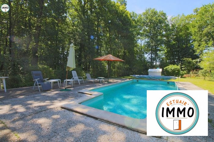 Vente maison / villa Mortagne-sur-gironde 194250€ - Photo 1