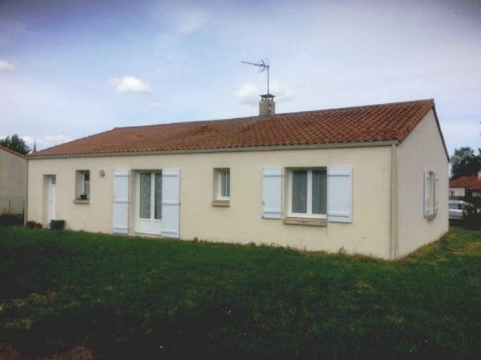 Sale house / villa La bernardiere 168400€ - Picture 2