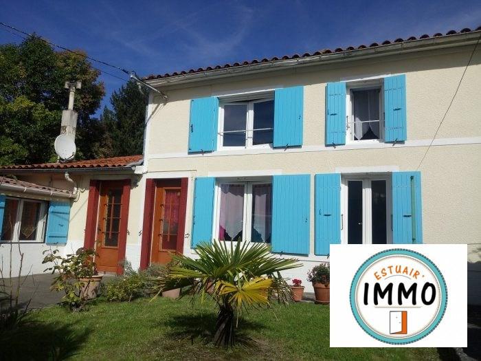 Sale house / villa Saint-fort-sur-gironde 155445€ - Picture 1