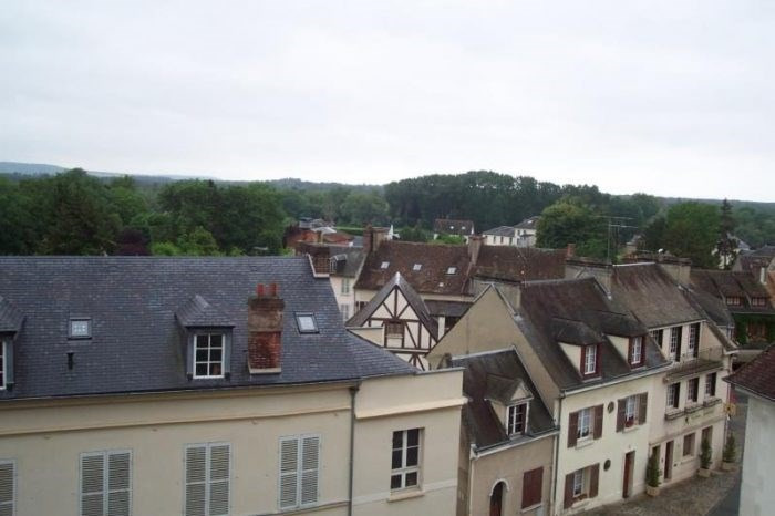 Rental apartment La roche guyon 384€ CC - Picture 4