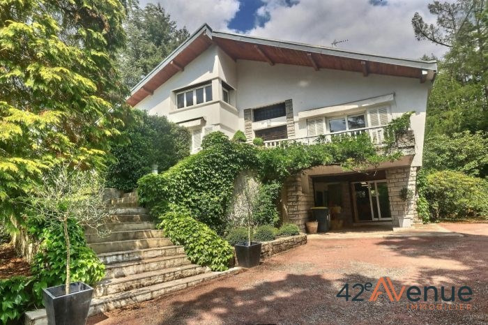 Immobile residenziali di prestigio casa Saint-priest-en-jarez 595000€ - Fotografia 2