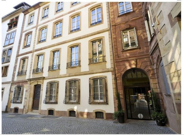 Investment property apartment Strasbourg 49 050€ - Picture 1