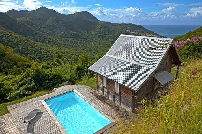 Deluxe sale house / villa Anses d'arlet 940500€ - Picture 8