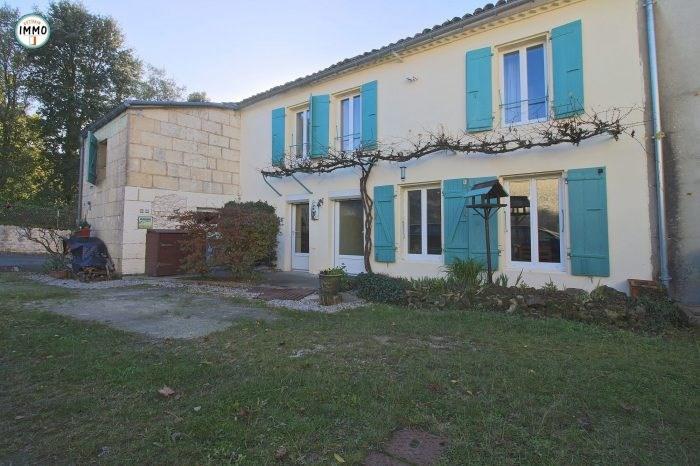 Vente maison / villa Chenac-saint-seurin-d'uzet 189000€ - Photo 1