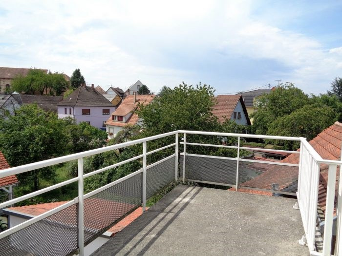 Location appartement Soufflenheim 568€ CC - Photo 1
