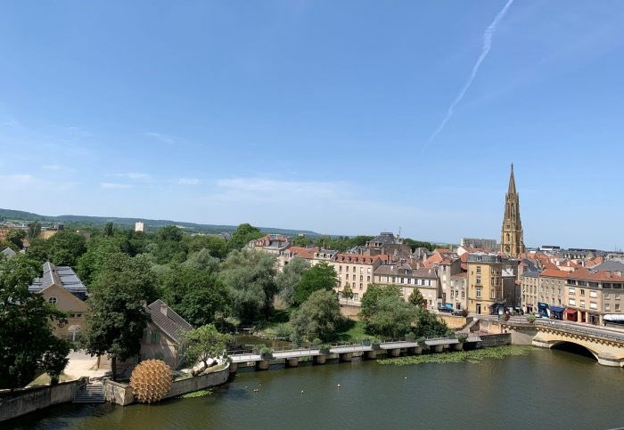 Vente appartement Metz 190 000€ - Photo 1