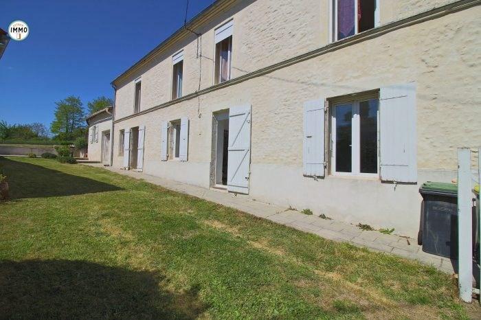 Vente maison / villa Mortagne-sur-gironde 197210€ - Photo 1