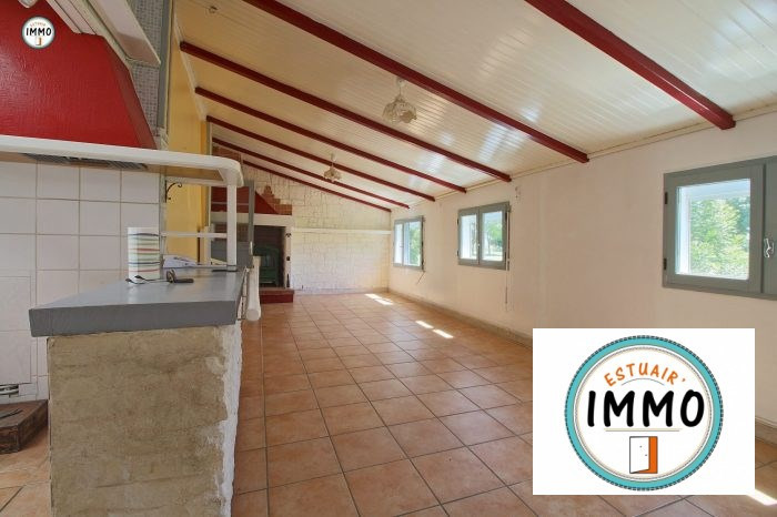 Vente maison / villa Mortagne-sur-gironde 133750€ - Photo 7