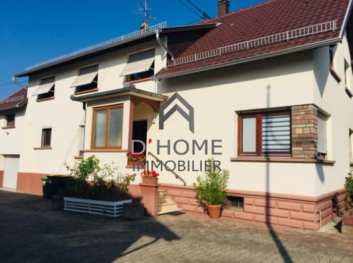 Vente maison / villa Gambsheim 360000€ - Photo 2