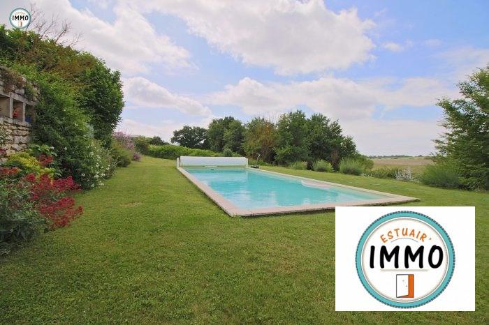 Deluxe sale house / villa Mortagne sur gironde 598900€ - Picture 4