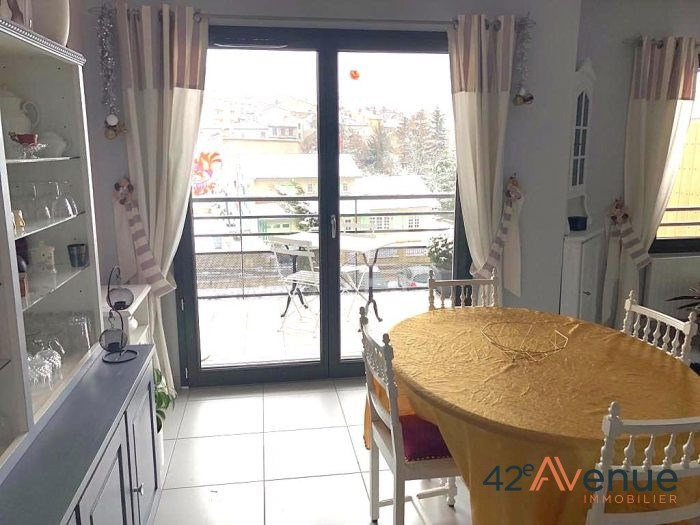 Vente appartement Roche-la-molière 210000€ - Photo 9