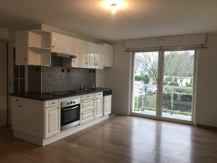 Rental apartment Nantes 825€ CC - Picture 1