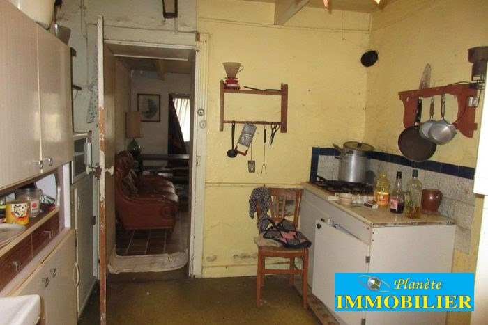 Sale house / villa Pont-croix 53 500€ - Picture 5