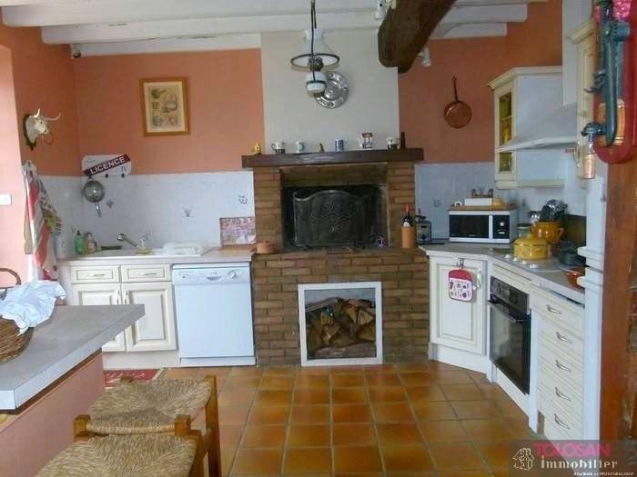 Sale house / villa Villefranche de lauragais 295000€ - Picture 4