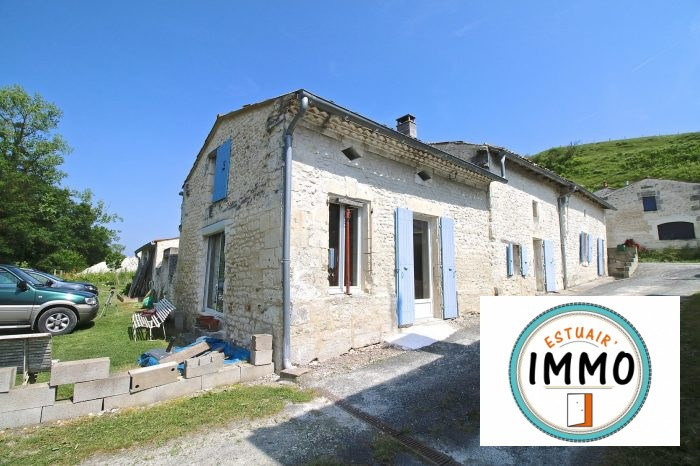 Vente maison / villa Mortagne sur gironde 192 960€ - Photo 17
