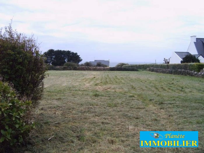 Sale site Plouhinec 64 200€ - Picture 1