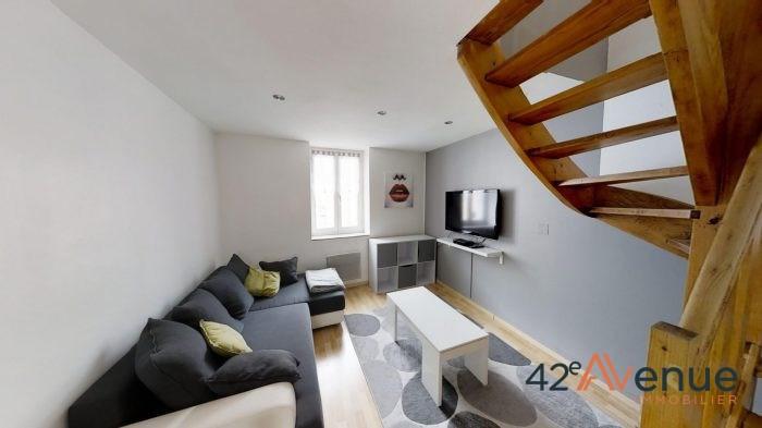 Venta  apartamento Sury-le-comtal 64000€ - Fotografía 1