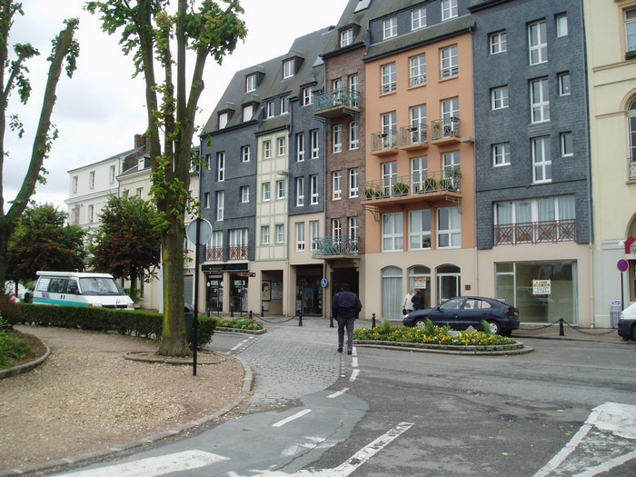 Alquiler  tienda Honfleur 850€ HT/HC - Fotografía 1